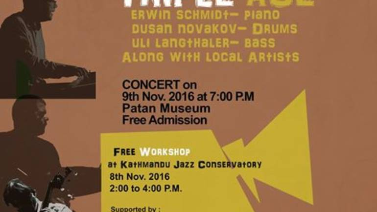 Jazz at Patan – A Cultural Exchange Concert Austria – Nepal