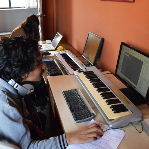 Recording Arts Classes : the new session