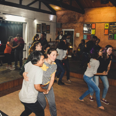 Lindy Hop classes with full swing and Recording arts