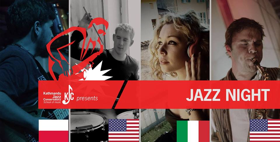 A moment together for music – Jazz Night