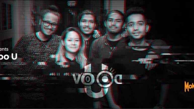 Voodoo U – Live at Moksh