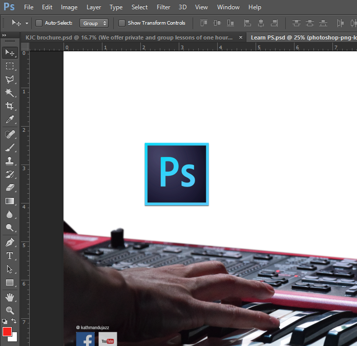 CRASH COURSE: LEARN TO MAKE POSTERS – ADOBE SUITE